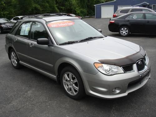 2007 subaru impreza outback sport related infomation specifications weili automotive network. Black Bedroom Furniture Sets. Home Design Ideas