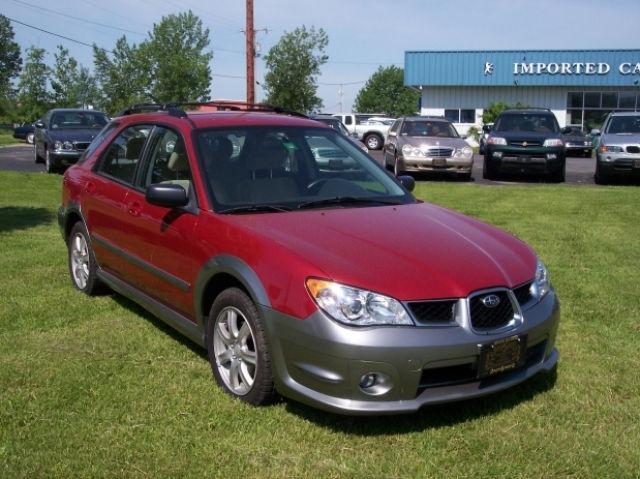 2007 Subaru Impreza Outback Sport Wagon For Sale In Williston