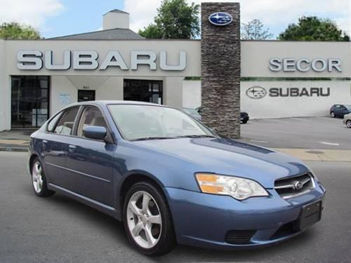 2007 subaru legacy sedan 4dr car special edition for sale. Black Bedroom Furniture Sets. Home Design Ideas