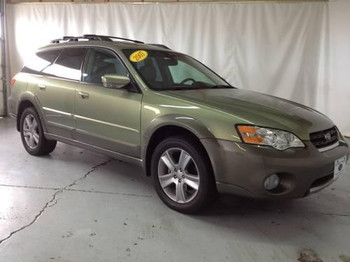 2007 subaru legacy wagon station wagon outback r ll bean. Black Bedroom Furniture Sets. Home Design Ideas