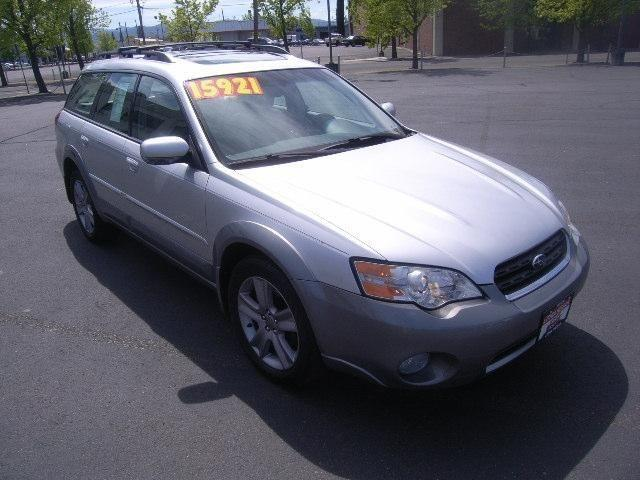 2007 subaru outback 4dr all wheel drive station wagon 3 0 r l l for sale in medford oregon. Black Bedroom Furniture Sets. Home Design Ideas