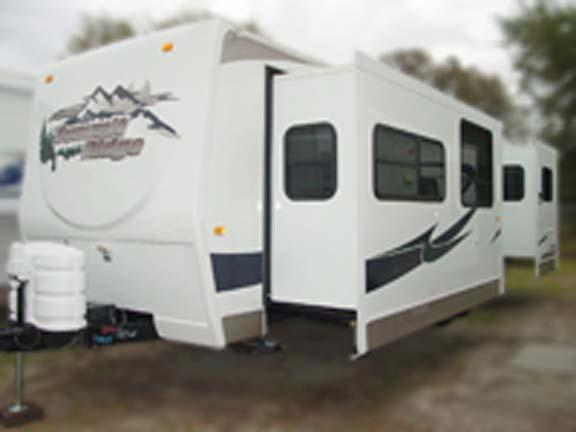 2007 Summit Ridge ST 31FL