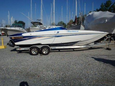 2007 Sunsation 288 Open Bow OS