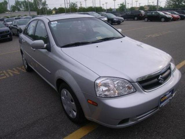 2007 suzuki forenza for sale in midlothian virginia. Black Bedroom Furniture Sets. Home Design Ideas