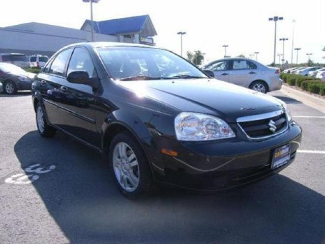 2007 suzuki forenza for sale in independence missouri. Black Bedroom Furniture Sets. Home Design Ideas