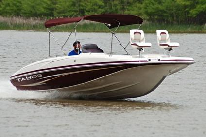 2007 Tahoe 195 Fish Deck V 6 Hd Pics 100 Hours For Sale