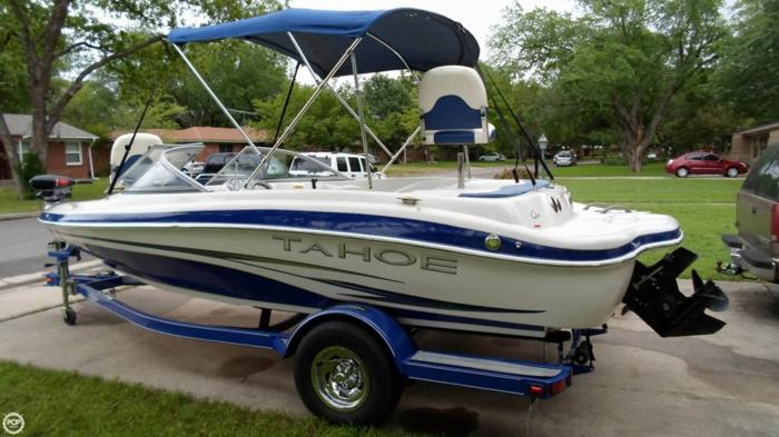 2007 Tahoe Q4 Ski Amp Fish I O For Sale In Fort Worth Texas
