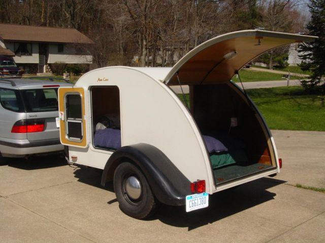 2007 TearDrop Camper / Cargo Trailer for Sale in Fennville ...