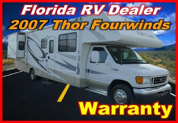 2007 thor motor coach four winds 31 f for sale in port charlotte florida classified. Black Bedroom Furniture Sets. Home Design Ideas