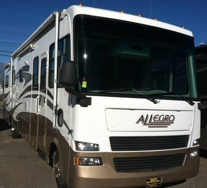 2007 Tiffin Allegro For Sale In Memphis Tennessee