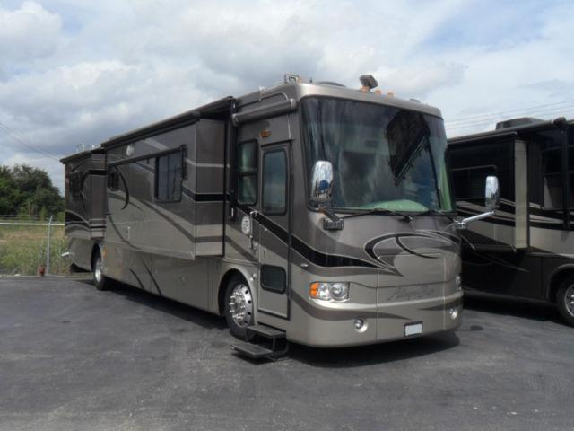 2007 tiffin allegro bus 40qdp motor home class a diesel for sale
