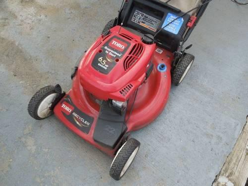 2007 Toro Recycler Lawn Mower For Sale In Somerset