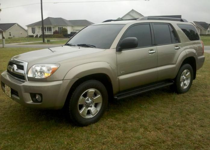 2007 toyota 4 runner sr5 nice spartanburg for sale in greenville south carolina classified. Black Bedroom Furniture Sets. Home Design Ideas