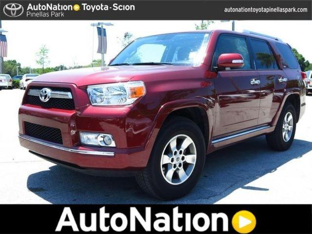 2007 toyota 4runner for sale in pinellas park florida. Black Bedroom Furniture Sets. Home Design Ideas