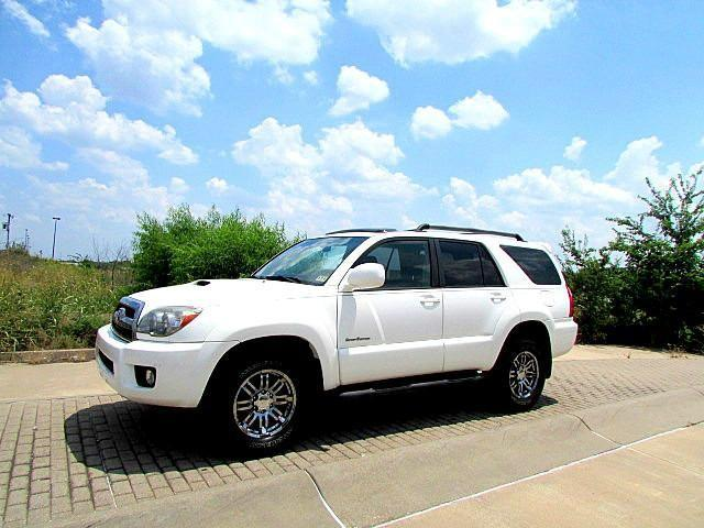 2007 toyota 4runner for sale in arlington texas. Black Bedroom Furniture Sets. Home Design Ideas