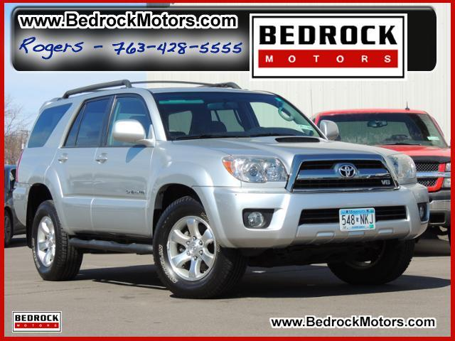 2007 toyota 4runner rogers mn for sale in otsego minnesota classified. Black Bedroom Furniture Sets. Home Design Ideas