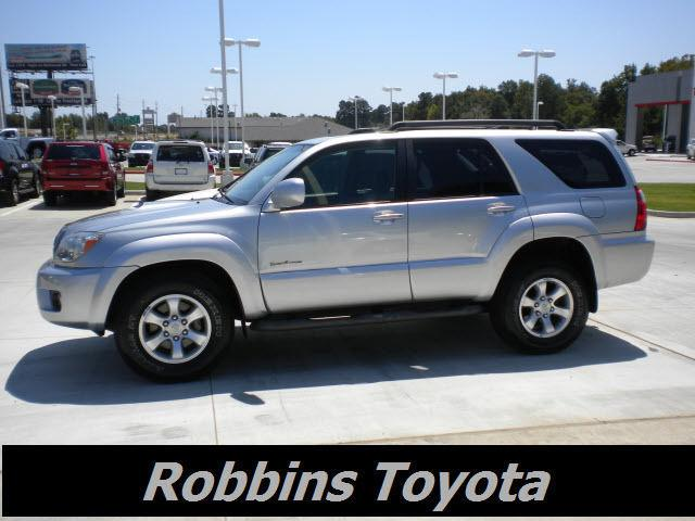 2007 toyota 4runner sport for sale in nash texas classified. Black Bedroom Furniture Sets. Home Design Ideas