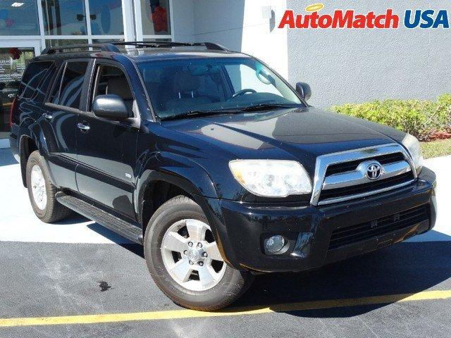 2007 toyota 4runner sr5 4dr suv v6 for sale in fort myers florida classified. Black Bedroom Furniture Sets. Home Design Ideas