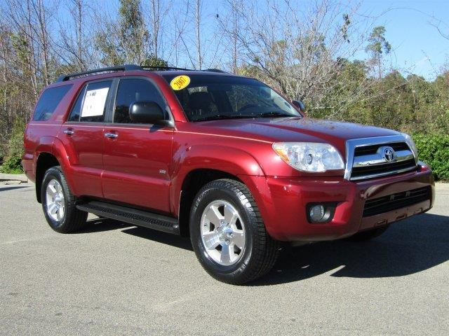2007 toyota 4runner sr5 sr5 4dr suv v6 for sale in tallahassee florida classified. Black Bedroom Furniture Sets. Home Design Ideas