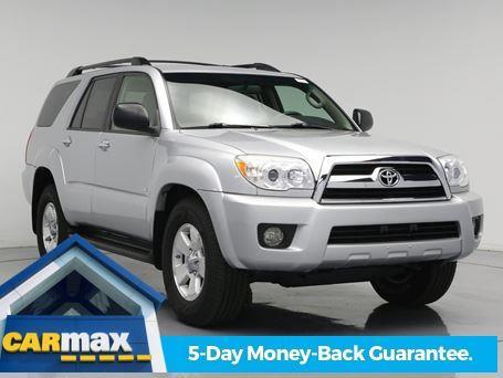 2007 toyota 4runner sr5 sr5 4dr suv v6 for sale in nashville tennessee classified. Black Bedroom Furniture Sets. Home Design Ideas