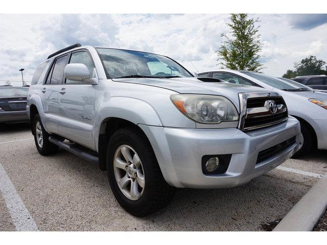 2007 toyota 4runner sr5 sr5 4dr suv v6 for sale in murfreesboro tennessee classified. Black Bedroom Furniture Sets. Home Design Ideas