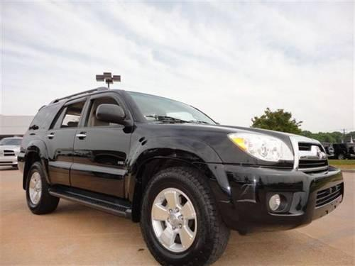 2007 toyota 4runner suv sr5 suv for sale in guthrie north carolina classified. Black Bedroom Furniture Sets. Home Design Ideas