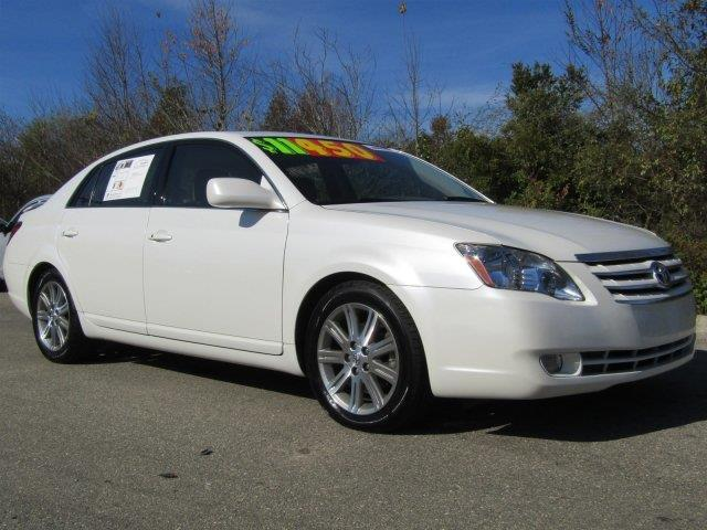 2007 Toyota Avalon Limited Limited 4dr Sedan