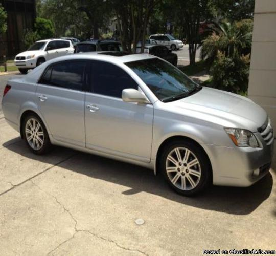 Toyota Avalon For Sale Used: 2007 Toyota Avalon Limited For Sale In Omega, Louisiana