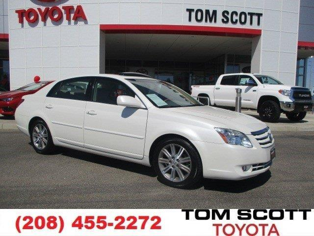 2007 Toyota Avalon XL XL 4dr Sedan