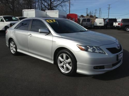2007 toyota camry 4d sedan se for sale in antioch illinois classified. Black Bedroom Furniture Sets. Home Design Ideas