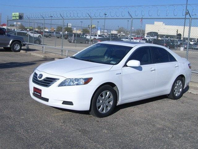 2007 toyota camry hybrid for sale in midland texas. Black Bedroom Furniture Sets. Home Design Ideas