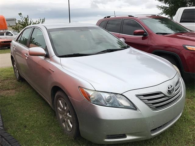 2007 toyota camry hybrid base base 4dr sedan for sale in bartlesville oklahoma classified. Black Bedroom Furniture Sets. Home Design Ideas