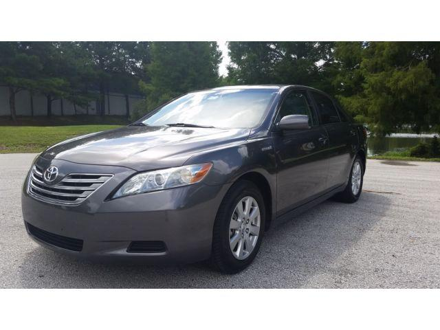 2007 Toyota Camry Hybrid-Electric