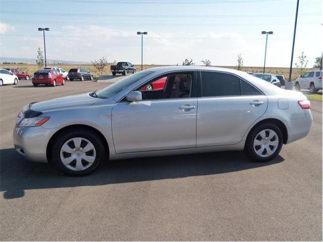 2007 toyota camry le for sale in idaho falls idaho classified. Black Bedroom Furniture Sets. Home Design Ideas