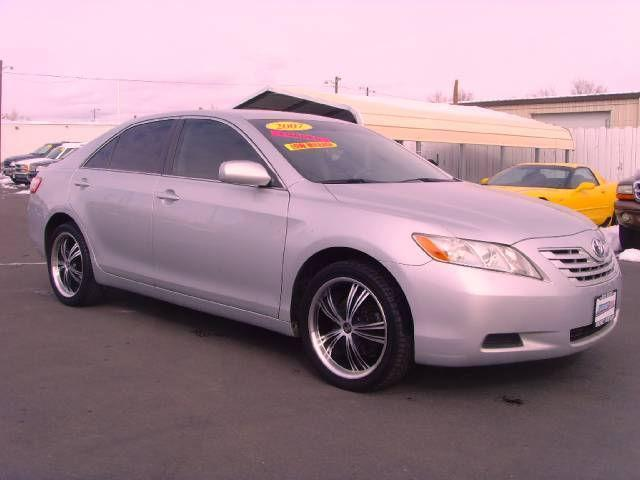 2007 toyota camry le for sale in reno nevada classified. Black Bedroom Furniture Sets. Home Design Ideas