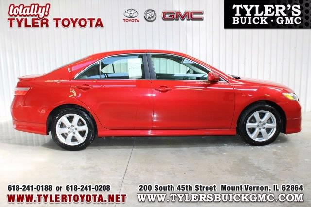 2007 toyota camry se mount vernon il for sale in bakerville illinois classified. Black Bedroom Furniture Sets. Home Design Ideas