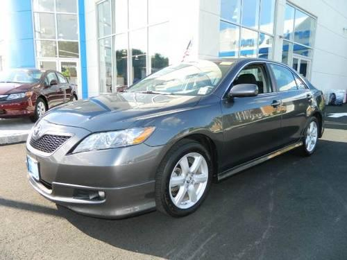 2007 toyota camry se sedan 4d for sale in allamuchy township new jersey classified. Black Bedroom Furniture Sets. Home Design Ideas