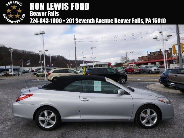2007 toyota camry solara convertible se s for sale in beaver falls pennsylvania classified. Black Bedroom Furniture Sets. Home Design Ideas