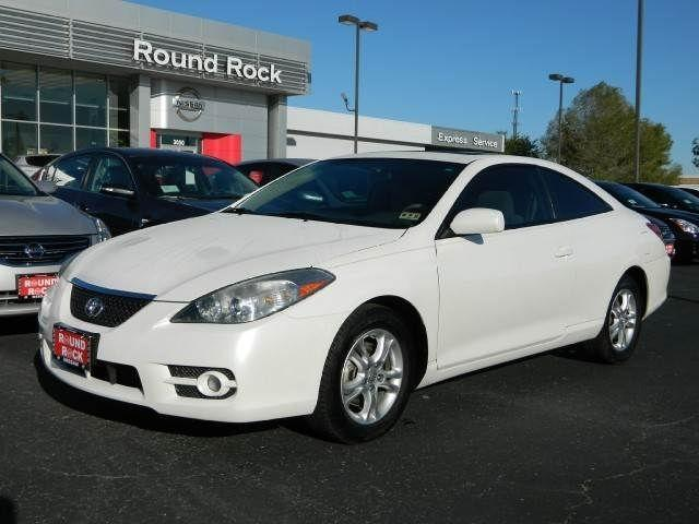 2007 toyota camry solara se for sale in round rock texas classified. Black Bedroom Furniture Sets. Home Design Ideas
