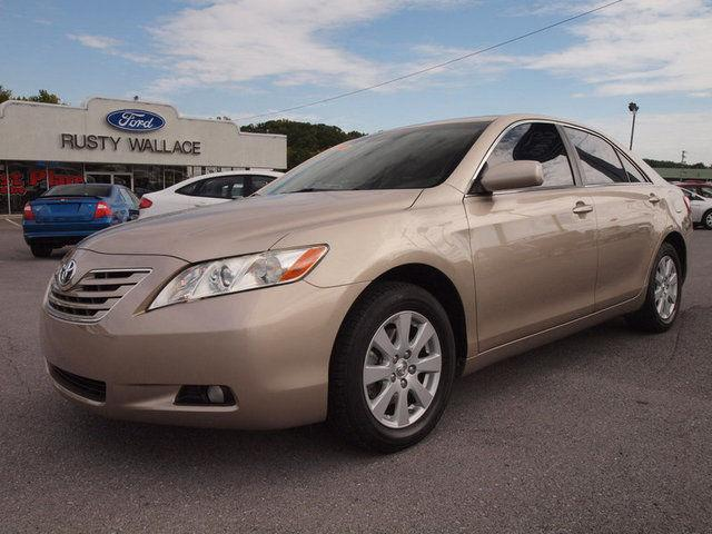 2007 toyota camry xle for sale in newport tennessee classified. Black Bedroom Furniture Sets. Home Design Ideas