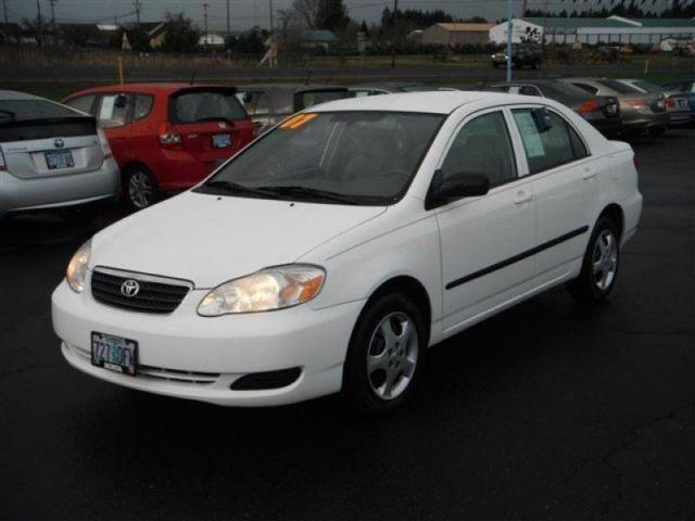 2007 toyota corolla ce for sale in mcminnville oregon classified. Black Bedroom Furniture Sets. Home Design Ideas