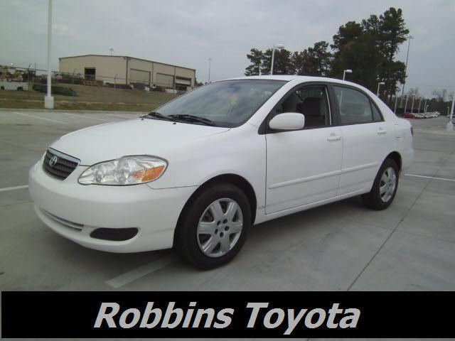2007 toyota corolla le for sale in nash texas classified. Black Bedroom Furniture Sets. Home Design Ideas