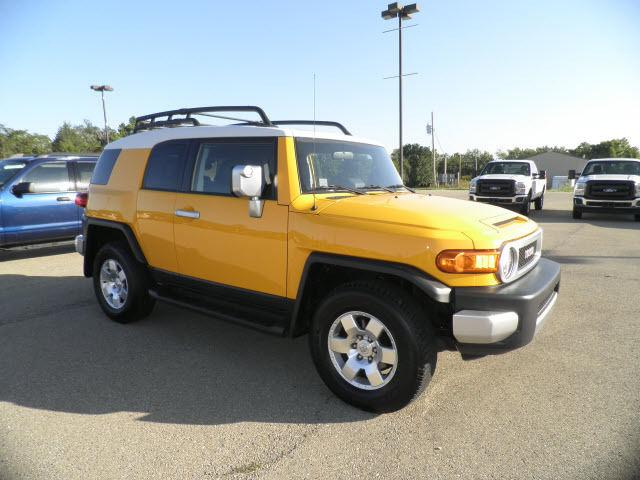 2007 toyota fj cruiser for sale in park hills missouri classified. Black Bedroom Furniture Sets. Home Design Ideas