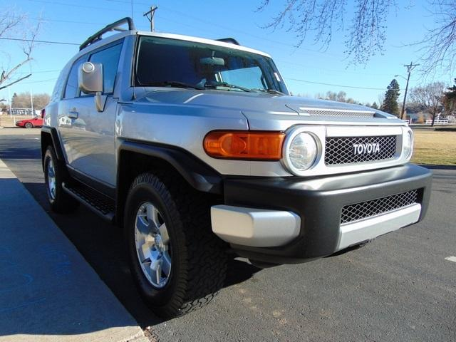 2007 toyota fj cruiser base longmont co for sale in longmont colorado classified. Black Bedroom Furniture Sets. Home Design Ideas