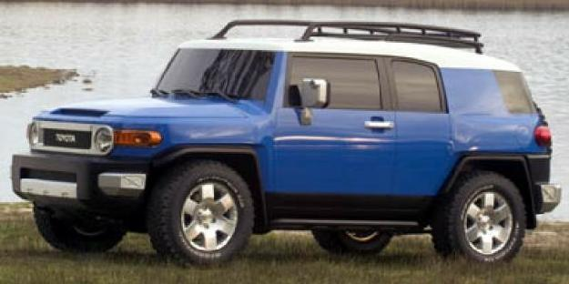 2007 toyota fj cruiser suv for sale in pasadena california classified. Black Bedroom Furniture Sets. Home Design Ideas
