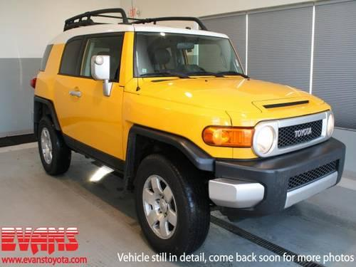 2007 toyota fj cruiser suv for sale in fort wayne indiana classified. Black Bedroom Furniture Sets. Home Design Ideas
