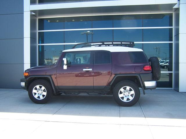 2007 toyota fj cruiser for sale in parsons kansas classified. Black Bedroom Furniture Sets. Home Design Ideas