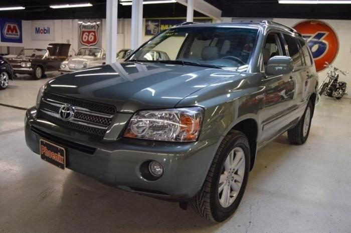 2007 toyota highlander for sale in akron ohio classified. Black Bedroom Furniture Sets. Home Design Ideas