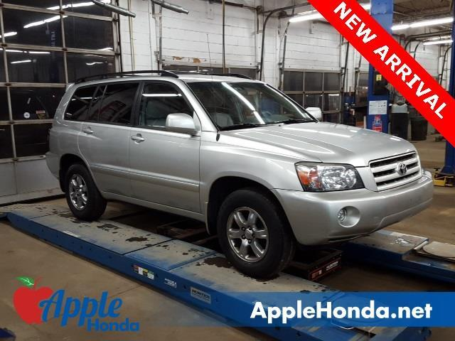 2007 toyota highlander base awd 4dr suv v6 w 3rd row for sale in flanders new york classified. Black Bedroom Furniture Sets. Home Design Ideas