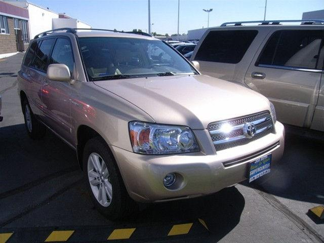 2007 toyota highlander hybrid for sale in billings. Black Bedroom Furniture Sets. Home Design Ideas
